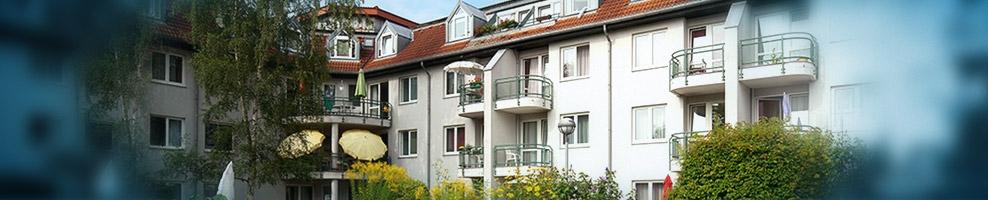 Einrichtung Haus Spandau Gartenseite